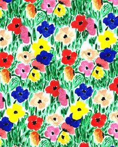 Floral Prints - Bouffants & Broken Hearts
