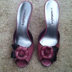 Beautiful heels by Matisse Only worn once, in great condition. Matisse Shoes Heels