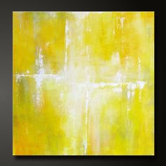 painting | sunshine abstract acrylic painting | charlensabstracts etsy