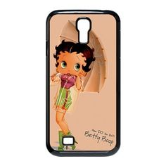 Betty Boop Galaxy S4 Phone Cases Outstanding