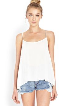 Textured Woven Cami   FOREVER21 - 2000070600