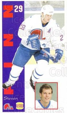 1994-95-Quebec-Nordiques-Burger-King-4-Steven-Finn