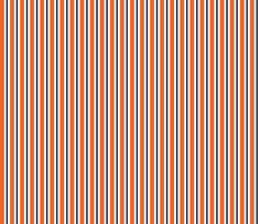 Auburn_stripe custom fabric by rick_rack_scissors_studio for sale on Spoonflower