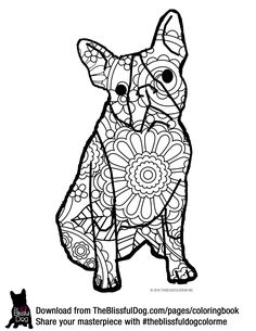 boston terrier coloring pages to print | 25 Best Tractor Coloring Pages To Print http://procoloring ...