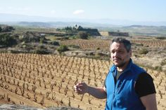 This highly-regarded bodega is run by the Fernandez brothers (Carlos is pictured in front of his rugged old Tempranillo vines) in the rainy Riojan subregion of Alavesa, high up in the Basque hills. Along with Alta, Alavesa produces Rioja's most elegant and complex wines ... The Locals, Wines, Elegant, Pictures, Basque, Classy, Photos, Chic, Grimm