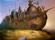 Tomek Sętowski - Statek argonauty  (The Argonaut)