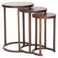 Kate Nesting Tables, Set of 3