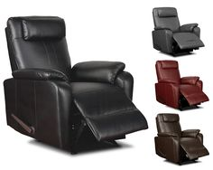 Spectrum Leather Collection Value City Furniture Rocker Recliner 299 99.  Pinterest The World S Catalog Of Ideas