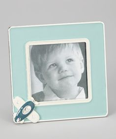 Take a look at this Blue Baby Star Airplane Frame by Ashleigh Manor on #zulily today!
