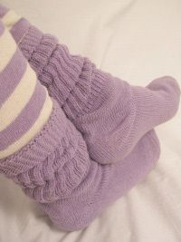 Cotton Slouch Socks