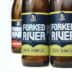 Forked River Brewing Company on Packaging of the World - Creative Package Design Gallery