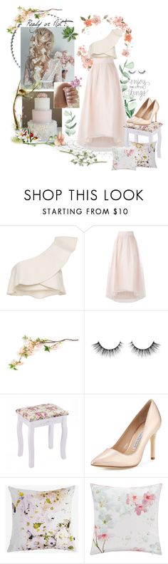 """""""My Wedding"""" by fashionstudiolondon on Polyvore featuring Isabel Marant, Coast, Charles David, Amy Sia and Ted Baker"""