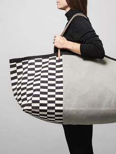 Herman Big Bag - Grey 2