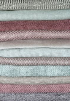This season's range of textiles include lushly textured constructions of boucle, chenille, mohair, and velvet. Carefully designed to coordinate effortlessly with any style, these textiles range from rich to understated, refined to relaxed.