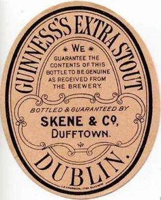 Skene & Co label
