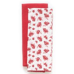 The Pioneer Woman Wild Rose Kitchen Towel, Pack of 2 $5.94
