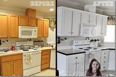 HOME IMPROVEMENT: Cabinet Makeover on a BUDGET | Tooele County Real Estate Blog