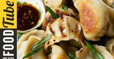Cooking party 3 : Recette de dumplings simple - olamelama   Cuisine   Pinterest   Asian cuisine, Asian recipes and Chinese food