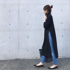 Day and Grade (デイアンドグレイド) Muslim Fashion, Modest Fashion, Hijab Fashion, Korean Fashion, Fashion Outfits, Womens Fashion Online, Latest Fashion For Women, Mode Outfits, Casual Outfits