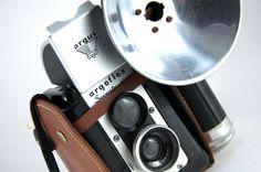 Vintage Argus Argoflex Seventy Five Camera Box by candlecane123, $14.99