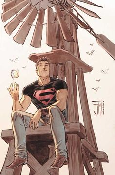 Superboy by Francis Manapul
