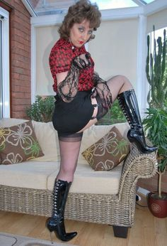 Mature Dommes are the best