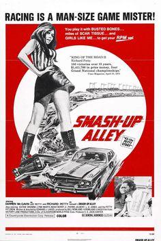 Smash-Up Alley  #carsploitation #vintage #poster