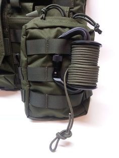 Preparing something that will be available for use in an emergency situation. For a bug-out bag to be effective, it needs to be focused on survival, nothing else. Tactical Survival, Survival Tools, Camping Survival, Outdoor Survival, Survival Prepping, Tactical Gear, Camping Gear, Camping Outdoors, Outdoor Gear