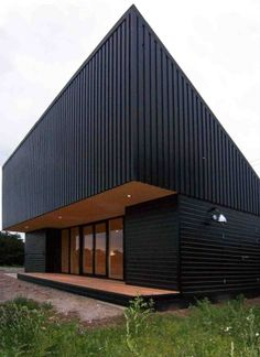 Bat House, Charles Barclay Architects