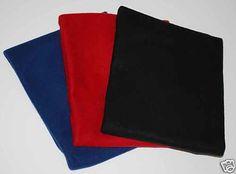 Neck Warmer Gator Gaiter - Fleece - Choice of 11 Colors