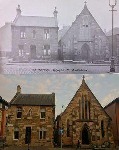 Glasgow Punter: Walking Through Partick, Past and Present Glasgow City, Glasgow Scotland, Historical Photos, Old Photos, Past, Walking, History, Country, Kim Basinger