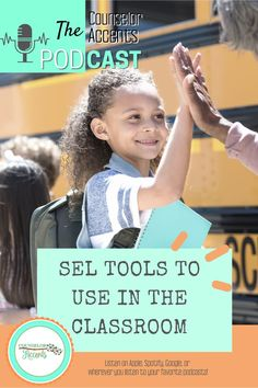 Dr. Greg Benner and Erich Bolz share ways to empower educators to use SEL strategies in their own classroom. Listen to find practical tips that educators can use immediately. counselor accents, school counseling, school counseling podcast, educational podcast, Laura Rankhorn, Kim Crumbley, social emotional learning, whole child, SEL, SEL tools, SEL techniques, elementary education, elementary school counselor, middle school counselor, high school counseling High School Counseling, Elementary School Counselor, Elementary Education, Social Emotional Learning, Teacher Tools, Best Teacher, Growth Mindset, Homeschool, Classroom