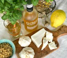 Denne pestoen må du bare smake! - Franciskas Vakre Verden Pesto Pasta, Deli, Food And Drink, Broccoli Salads, Pasta Al Pesto