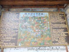 Village Vizitsa in Mount Pelion Ancient Greek Theatre, Roman Roads, Ancient Ruins, Medieval Castle, Thessaloniki, Greece, Vintage World Maps, Park, Greece Country