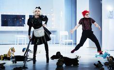 VIKTOR aneb DÍTKA U MOCI Punk, Style, Fashion, Swag, Moda, Stylus, La Mode, Fasion, Fashion Models