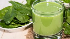This coconut and greens shake from Dr. Alejandro Junger is the perfect detox meal!
