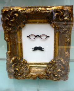 #Movember #Eyeglasses Display