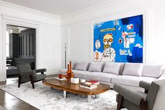 DPAGES – a design publication for lovers of all things cool & beautiful | Queen Anne-Style London Apt. by Joseph Dirand