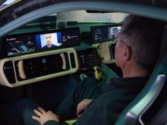 Car companies are trying to answer the question: if you're in a self-drive, what will you do on your commute? | Steve Ranger for ZDNet, 22 September 2016