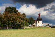 Church near Dobruška Kostelík u Dobrušky Like Instagram, Instagram Posts, Blue Mosque, Czech Republic, Istanbul, Taj Mahal, Mansions, House Styles, Building