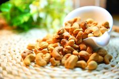 cashews can relieve stress