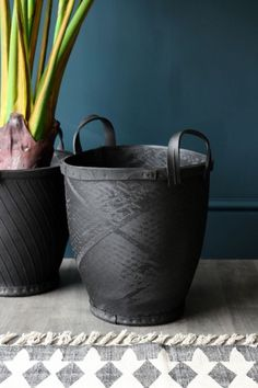 Recycled Tyre Planters/Plant Pots/Storage Baskets