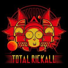 Total Rickall - Mars - NeatoShop
