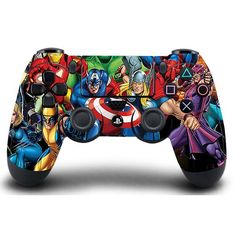 Generous Batman And Joker Xbox One S 2 Sticker Console Decal Xbox One Controller Vinyl Video Game Accessories Video Games & Consoles