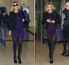 Ganz schön sexy: Verona Pooth erschien im engen Minikleid vor Gericht (Bilder: Action Press)