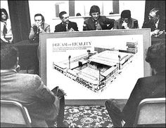 Bramall Lane panel, 1970