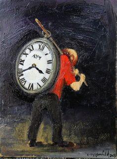 """Σκέψεις: """"Το αφήσαμε για αύριο"""",στίχοι Παπανικολός Ηλίας, κ... Time Of Your Life, The Time Is Now, As Time Goes By, Grunge Photography, Art Photography, Time Continuum, To Loose, Time Art, Surreal Art"""