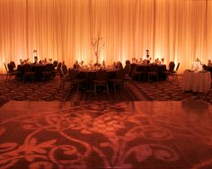 Sheer Wedding Drape.  Got Light specializes in sheer draping, velvets, and custom fabrics for special events and weddings.