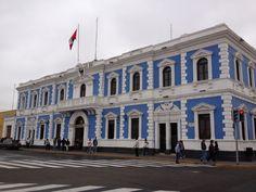 Municipalidad de Trujillo-Perú