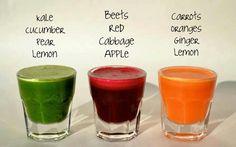 Juice shots